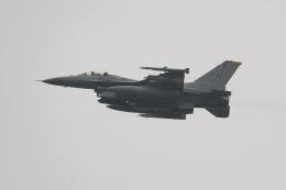 このはさんが、横田基地で撮影したアメリカ空軍 F-16CM-50-CF Fighting Falconの航空フォト(飛行機 写真・画像)