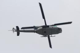 キイロイトリさんが、普天間飛行場で撮影したアメリカ海兵隊 UH-1Yの航空フォト(飛行機 写真・画像)