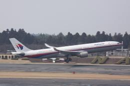 航空フォト:9M-MKI マレーシア航空 A330-300