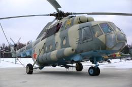 ちゅういちさんが、不明で撮影したロシア空軍 Mi-8の航空フォト(飛行機 写真・画像)