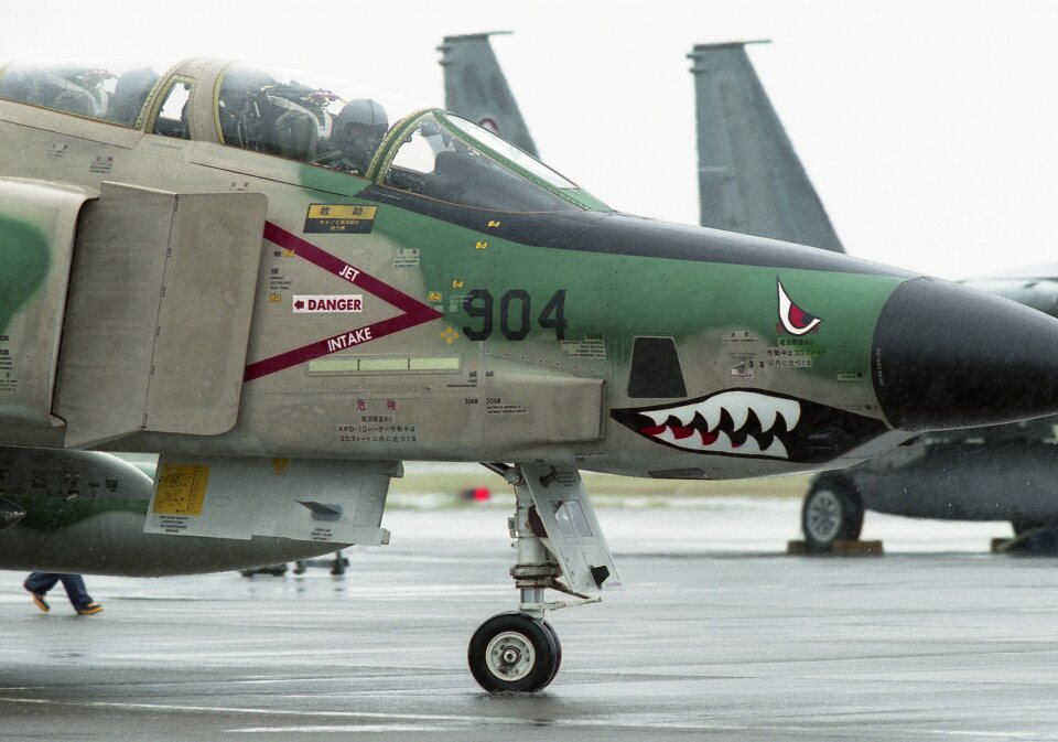 F-4さんの航空自衛隊 McDonnell Douglas RF-4E Phantom II (47-6904) 航空フォト