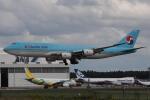 木人さんが、成田国際空港で撮影した大韓航空 747-8B5の航空フォト(飛行機 写真・画像)