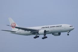さんたまるたさんが、那覇空港で撮影した日本航空 777-289の航空フォト(飛行機 写真・画像)