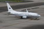サリーちゃんのパパさんが、羽田空港で撮影したオーストラリア空軍 737-7DF BBJの航空フォト(飛行機 写真・画像)