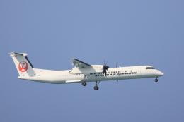 さんたまるたさんが、那覇空港で撮影した琉球エアーコミューター DHC-8-402Q Dash 8 Combiの航空フォト(飛行機 写真・画像)