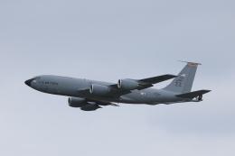 さんたまるたさんが、嘉手納飛行場で撮影したアメリカ空軍 KC-135R Stratotanker (717-148)の航空フォト(飛行機 写真・画像)