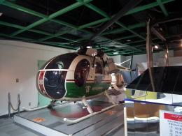 ヒコーキグモさんが、神戸青少年科学館で撮影した神戸市航空機動隊 369HSの航空フォト(飛行機 写真・画像)