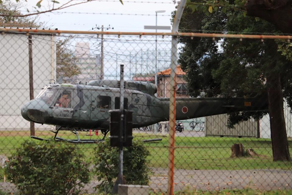 KAZFLYERさんの陸上自衛隊 Fuji UH-1H (41684) 航空フォト
