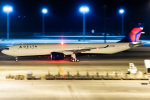 ぬるぽさんが、中部国際空港で撮影したデルタ航空 A330-941の航空フォト(飛行機 写真・画像)