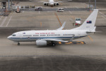 kuraykiさんが、羽田空港で撮影したオーストラリア空軍 737-7DF BBJの航空フォト(飛行機 写真・画像)