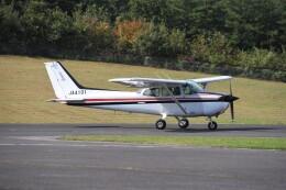 kumagorouさんが、ふくしまスカイパークで撮影したふくしま飛行協会 172P Skyhawk IIの航空フォト(飛行機 写真・画像)