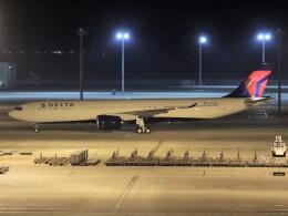 U.Tamadaさんが、中部国際空港で撮影したデルタ航空 A330-941の航空フォト(飛行機 写真・画像)