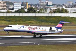 ITM44さんが、伊丹空港で撮影したアイベックスエアラインズ CL-600-2C10 Regional Jet CRJ-702の航空フォト(飛行機 写真・画像)