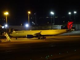 ukokkeiさんが、中部国際空港で撮影したデルタ航空 A330-941の航空フォト(飛行機 写真・画像)
