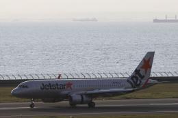 Sharp Fukudaさんが、中部国際空港で撮影したジェットスター・ジャパン A320-232の航空フォト(飛行機 写真・画像)
