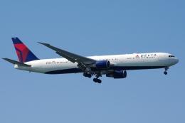 zettaishinさんが、ジェネラル・エドワード・ローレンス・ローガン国際空港で撮影したデルタ航空 767-432/ERの航空フォト(飛行機 写真・画像)