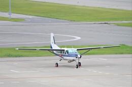 mild lifeさんが、神戸空港で撮影した中日本航空 208 Caravan Iの航空フォト(飛行機 写真・画像)