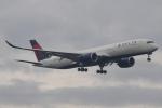 木人さんが、成田国際空港で撮影したデルタ航空 A350-941の航空フォト(飛行機 写真・画像)