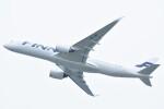 M.Tさんが、関西国際空港で撮影したフィンエアー A350-941の航空フォト(飛行機 写真・画像)