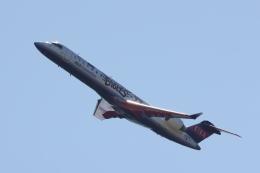 イソロクガトブさんが、小松空港で撮影したアイベックスエアラインズ CL-600-2C10 Regional Jet CRJ-702の航空フォト(飛行機 写真・画像)