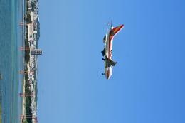 チョロ太さんが、嘉手納飛行場で撮影したカリッタ エア 747-246Bの航空フォト(飛行機 写真・画像)