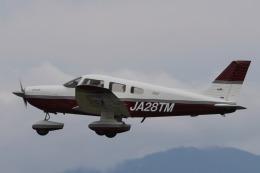 Tony Nishihataさんが、静岡空港で撮影した日本個人所有 PA-28-181 Archer IIIの航空フォト(飛行機 写真・画像)