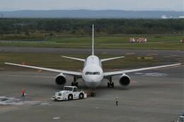 Smyth Newmanさんが、新千歳空港で撮影したエアージャパン 767-381/ERの航空フォト(飛行機 写真・画像)