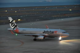 yasuyuki_mさんが、中部国際空港で撮影したジェットスター・ジャパン A320-232の航空フォト(飛行機 写真・画像)