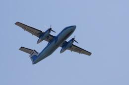 yasuyuki_mさんが、伊丹空港で撮影した天草エアライン DHC-8-103Q Dash 8の航空フォト(飛行機 写真・画像)