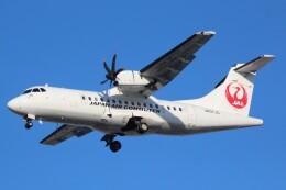 cassiopeiaさんが、伊丹空港で撮影した日本エアコミューター ATR-42-600の航空フォト(飛行機 写真・画像)