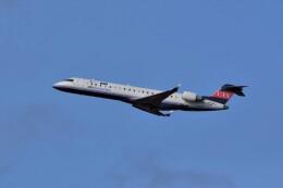 kumagorouさんが、仙台空港で撮影したアイベックスエアラインズ CL-600-2C10 Regional Jet CRJ-702の航空フォト(飛行機 写真・画像)
