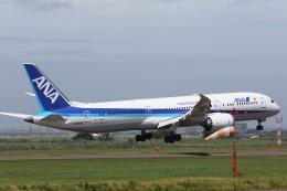 元青森人さんが、仙台空港で撮影した全日空 787-9の航空フォト(飛行機 写真・画像)