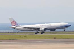 だいすけさんが、中部国際空港で撮影したチャイナエアライン A330-302の航空フォト(飛行機 写真・画像)