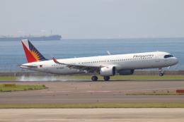 だいすけさんが、中部国際空港で撮影したフィリピン航空 A321-271NXの航空フォト(飛行機 写真・画像)