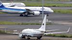 誘喜さんが、羽田空港で撮影したオーストラリア空軍 737-7DF BBJの航空フォト(飛行機 写真・画像)