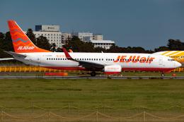 KoshiTomoさんが、成田国際空港で撮影したチェジュ航空 737-8ASの航空フォト(飛行機 写真・画像)