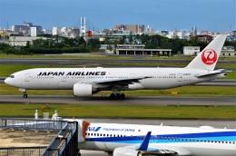 amagoさんが、伊丹空港で撮影した日本航空 777-289の航空フォト(飛行機 写真・画像)