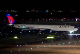ちょこんささんが、中部国際空港で撮影したデルタ航空 A330-941の航空フォト(飛行機 写真・画像)