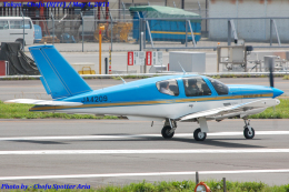 Chofu Spotter Ariaさんが、調布飛行場で撮影した日本個人所有 TB-21 Trinidad TCの航空フォト(飛行機 写真・画像)