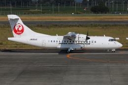 TIA spotterさんが、鹿児島空港で撮影した日本エアコミューター ATR-42-600の航空フォト(飛行機 写真・画像)