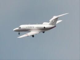 tetuさんが、札幌飛行場で撮影した国土交通省 航空局 525C Citation CJ4の航空フォト(飛行機 写真・画像)