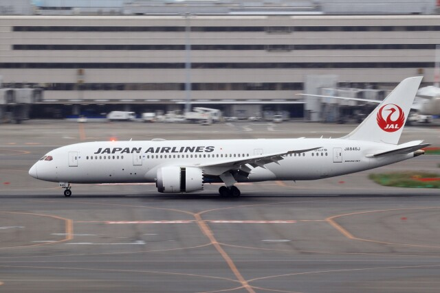 kaeru6006さんが、羽田空港で撮影した日本航空 787-8 Dreamlinerの航空フォト(飛行機 写真・画像)