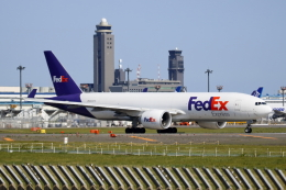 K_UNITED®さんが、成田国際空港で撮影したフェデックス・エクスプレス 777-FS2の航空フォト(飛行機 写真・画像)