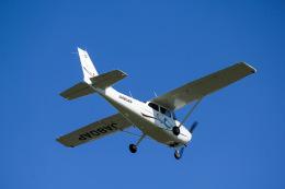 だいまる。さんが、岡南飛行場で撮影したスカイフォト 172S Skyhawk SPの航空フォト(飛行機 写真・画像)