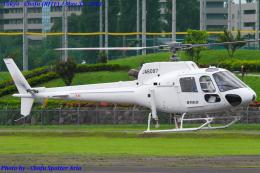 Chofu Spotter Ariaさんが、調布飛行場で撮影した東邦航空 AS350B2 Ecureuilの航空フォト(飛行機 写真・画像)