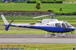Chofu Spotter Ariaさんが、調布飛行場で撮影した東邦航空 AS350B3 Ecureuilの航空フォト(飛行機 写真・画像)
