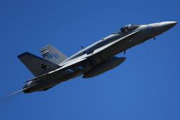 Talon.Kさんが、岩国空港で撮影したアメリカ海軍 F/A-18C Hornetの航空フォト(飛行機 写真・画像)