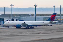 なごやんさんが、中部国際空港で撮影したデルタ航空 A330-941の航空フォト(飛行機 写真・画像)
