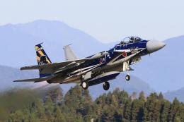 aki241012さんが、新田原基地で撮影した航空自衛隊 F-15DJ Eagleの航空フォト(飛行機 写真・画像)