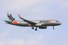 けいとパパさんが、成田国際空港で撮影したジェットスター・ジャパン A320-232の航空フォト(飛行機 写真・画像)